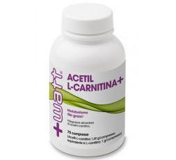 +Watt Acetil-L-Carnitina+ 75 cpr
