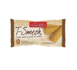Tisanoreica T-Smech snack salato al gusto di sesamo 30 gr