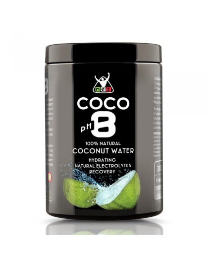 Net Integratori Acqua di cocco coco ph 8 water coconut 300 gr