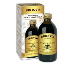 Dr. Giorgini Bronvis 200 ml liquido analcolico