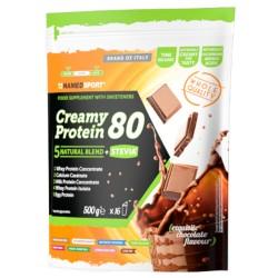 Named Sport Creamy protein 500 gr gusto cioccolato