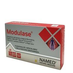 Named Modulase integratore a base di bromelina e papaina 20 cpr
