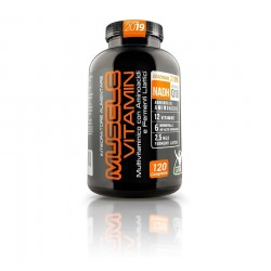 Net Integratori Muscle Vitamin Multivitaminico 120 Cpr
