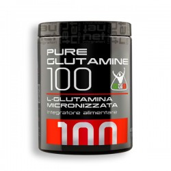 Net Integratori Pure Glutammine 100 400 gr