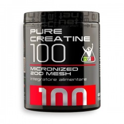 Net Integratori Pure Creatine  100 200 gr