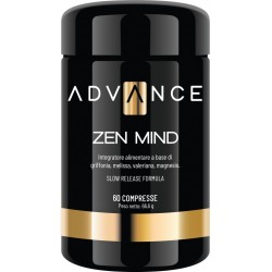 Advance Zen Mind 60 cpr Rilassamento Mentale
