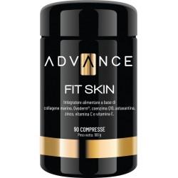Advance Fit Skin 60 cpr Cura della Pelle