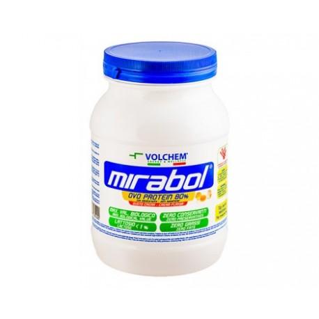 Volchem Mirabol Ovo Protein 80% 750 gr Gusto Crema Proteine dell' Uovo