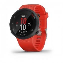 Garmin Forerunner 45 Orologio Smart GPS Unisex Rosso Lava Misura L ( 42 mm)