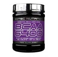 Scitec Nutrition BCAA 6400 125 Tavolette