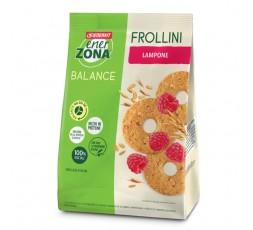 EnerZona Frollini 40-30-30 Gusto Lampone 250 gr