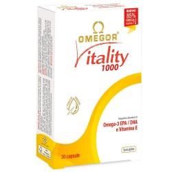 U.G.A. Nutraceuticals Omegor Vitaliy 1000 Omega 3 30 cps