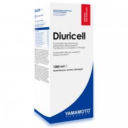 Diuricell Yamamoto Nutrition - 1000 ml Drenante Termogenico 1 Litro Gusto Ananas