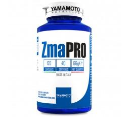 ZMAPRO 120 cpr Yamamoto Nutrition ZMA Zinco Mangnesio Vitamina B6
