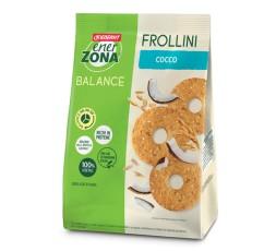 EnerZona Frollini 40-30-30 Gusto Cocco 250 gr