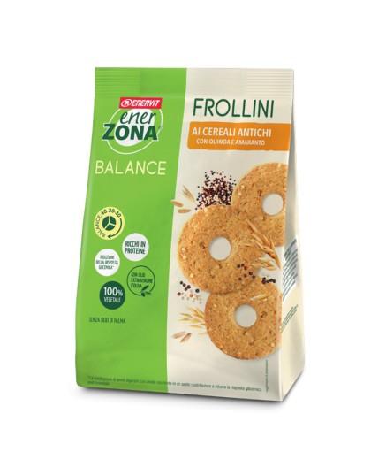EnerZona Frollini 40-30-30 Gusto Cereali Antichi 250 gr