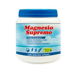 Natural point Magnesio Supremo 300 gr