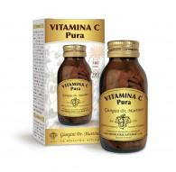 Vitamina C Pura 90 gr 180 Pastilie Dr. Giorgini Antiossidante Stanchezza