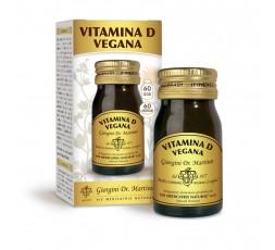 Dr. Giorgini vitamina D Vegana 2000 UI 60 Pastiglie da 500 mcg