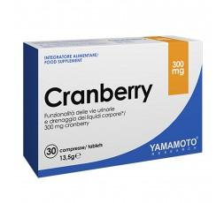 Yamamoto Nutrition Cranberry 30 compresse funzionalità drenaggio