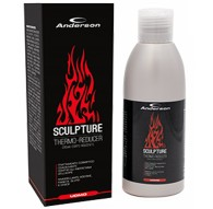 Anderson Sculpture Thermo Reducer Crema Corpo Riducente Uomo 250 ml Termogenico