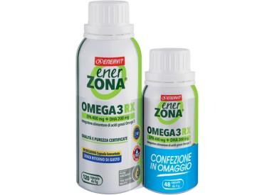 Enerzona Omega 3 Rx 120+48 cps Senza Ritorno di Gusto