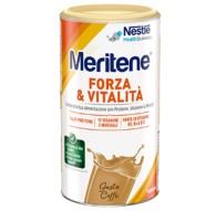 Meritene Forza e vitalità 270 gr Proteine con vitamine e minerali Cioccolato