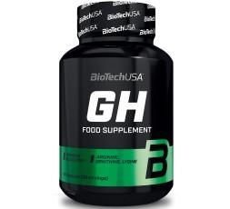 Biotech Usa Gh Hormone Regulator 120 caps AAKG arginina ornitina e lisina