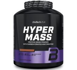 Biotech Hyper Mass1 kg. Mega Mass Gainer con Proteine Whey Creatina e Bcaa