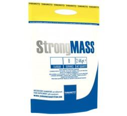 StrongMASS Yamamoto Nutrition 2,4 kg Mass Gainer con Proteine e Vitamine