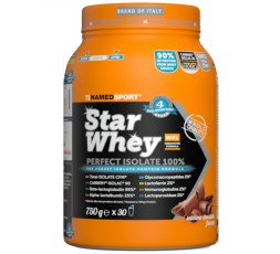 Named Star Whey Perfect Isolate 100% 750 gr