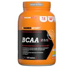 Named BCAA 2:1:1 + vitamina B6 100 cpr