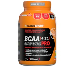 Named BCAA 4:1:1 Extreme pro Ajipure 110 cpr