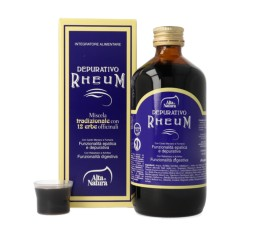 Alta Natura Depurativo Rheum 250 ml