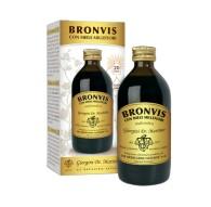 Bronvis con miele millefiori 200 ml liquido analcolico Dr. Giorgini