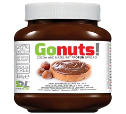 Daily life Go Nuts 350 gr cioccolata spalmabile Gonuts