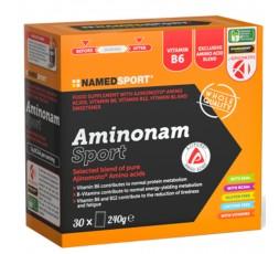 Named Aminonam sport ajpure 30 X 240 gr