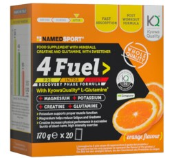 Named Sport 4 Fuel Post-Workout 20 bustine X 8.5 gr KyowaQuality
