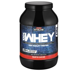 Enervit Gymline muscle 100 % Whey Protein Concentrate 900 gr Gusto Cacao