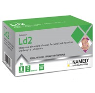 Named LD2 Fermenti Lattici 10 falconi da 10 ml