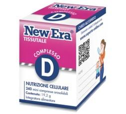 Named New Era Tissutale Complesso D 240 Granuli Orosolubili