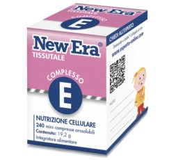 Named New Era Tissutale Complesso E 240  Granuli Orosolubili