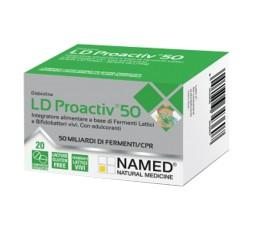 Named LD2 Fermenti Lattici 10 falconi da 10 ml
