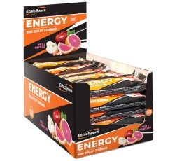 Etich Sport  Energy Barrette di Carboidrati Box 25 x 35 gr