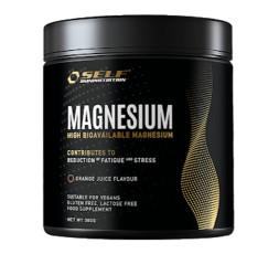 Self Magnesio 300 gr Magnesium Magnesio Carbonato Gusto Naturale