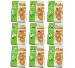 EnerZona Frollini 40-30-30 Gusto Cereali Antichi 9 X 250 gr