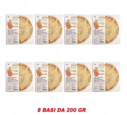 Base Pizza Light Ri.Ma Benessere 1 x 200 gr