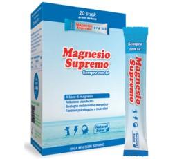 Natural Point Magnesio Sempre Con Te 20 stick pronti da bere Gusto Lime
