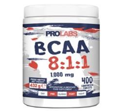 Prolabs BCAA 8:1:1 400 cpr Aminoacidi Ramificati 811 Extra Leucina + Vitamine