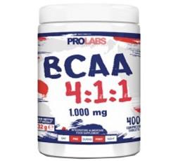 Prolabs BCAA 4:1:1 400 compresse Aminoacidi Ramificati con Vitamina B